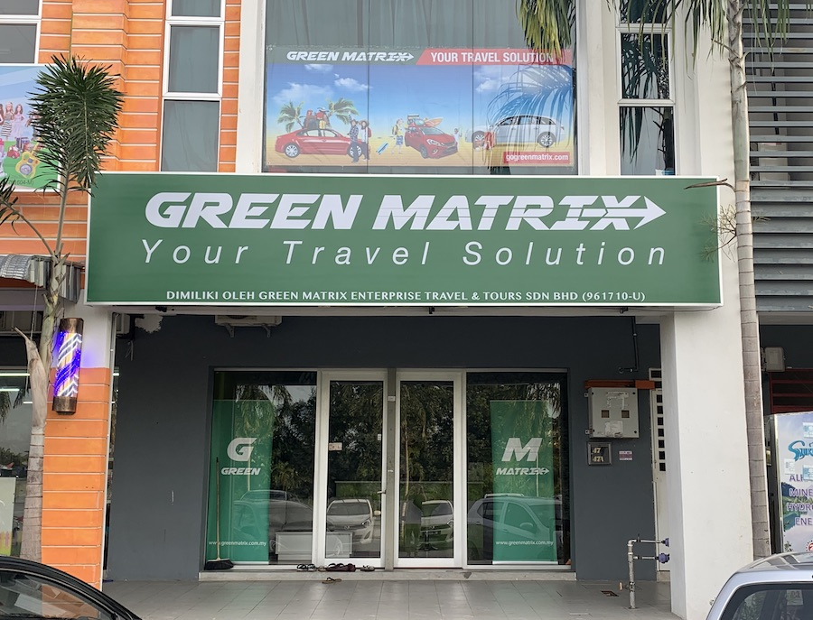 Green Matrix Your Travel Solution